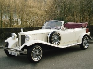 Beauford Open Top Tourer
